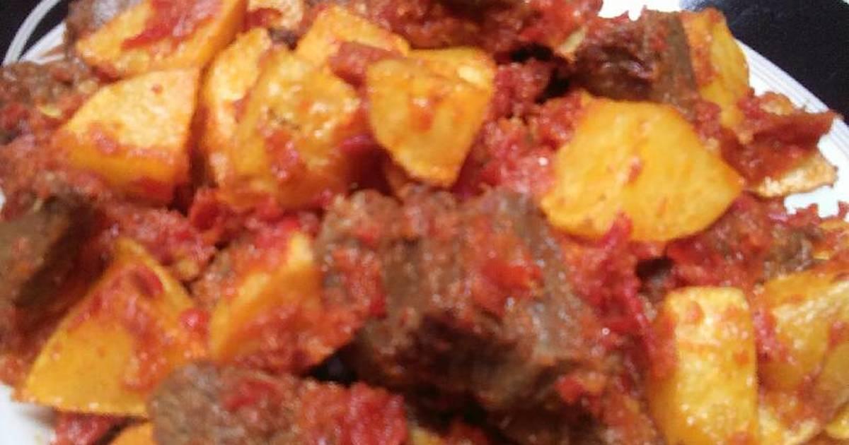 Sambal goreng daging - 138 resep - Cookpad