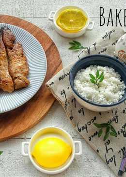 Baked Dori (Dori Panggang)