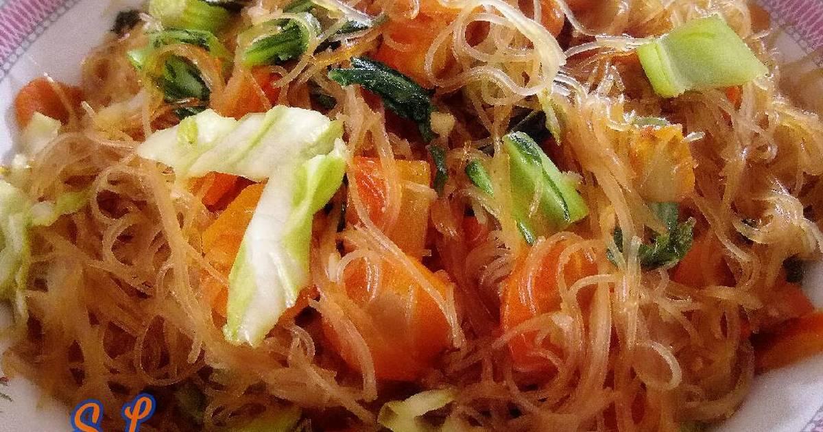 Resep Masak Ikan Vegetarian