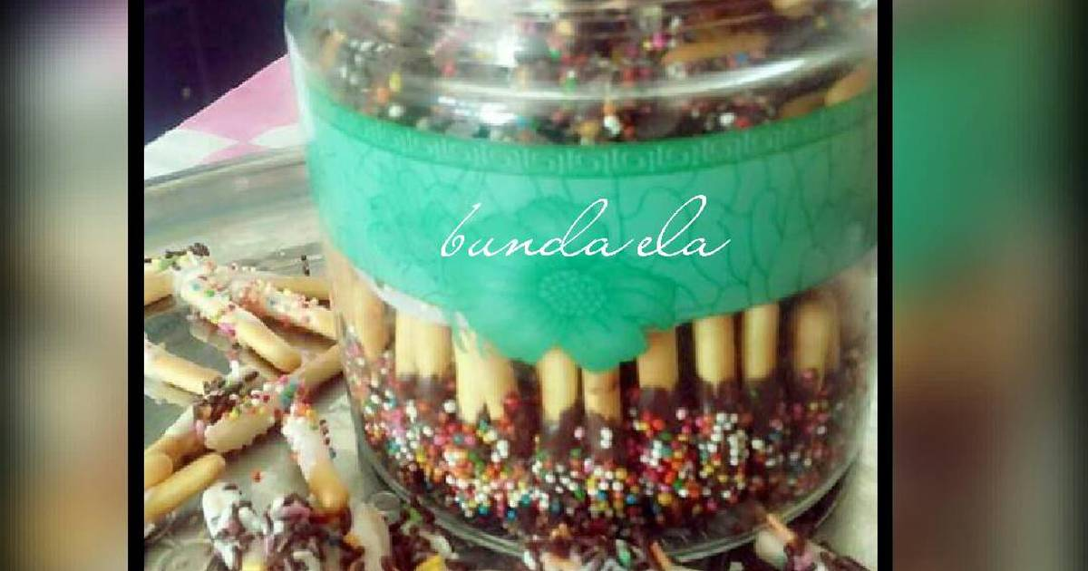 Resep Cheese Stick Chocolate