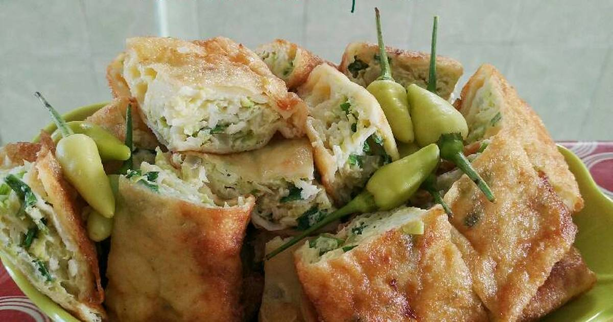 Resep Martabak Telur - Dapur Kreasi