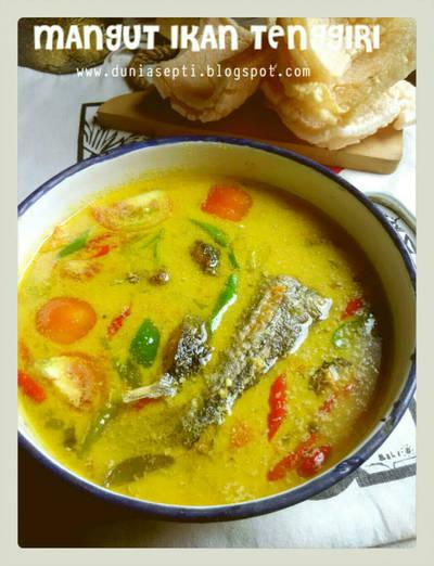 Mangut Ikan Tenggiri