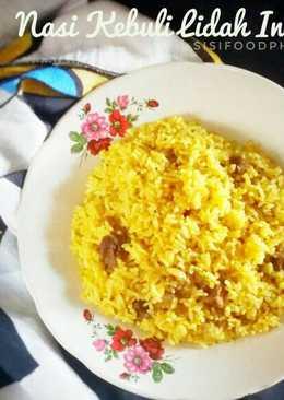 Nasi Kebuli Lidah Indonesia #KitaBerbagi