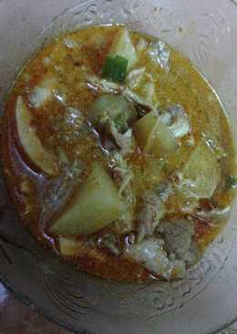 Soto Ayam Santan