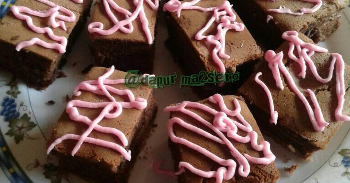 Resep Bolu coklat panggang happycall