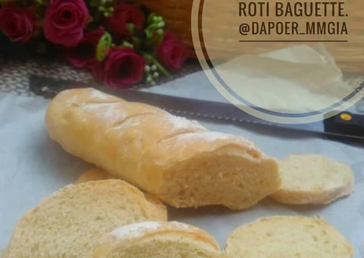 4. Roti baguete