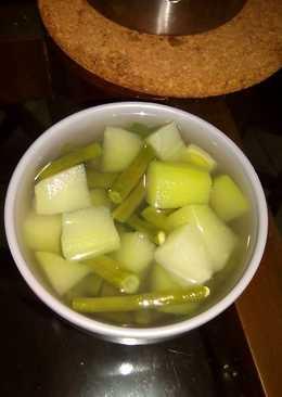 Kumpulan Resep Sayur Bening Royco Enak Saos Nagih