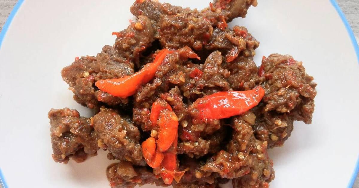 resep tumis sapi pedas oleh cynthia liona   cookpad