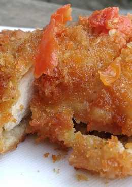 Chicken katsu sambal bawang