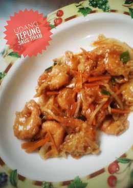 Udang Tepung Saus Tiram #seafoodfestival #selasabisa