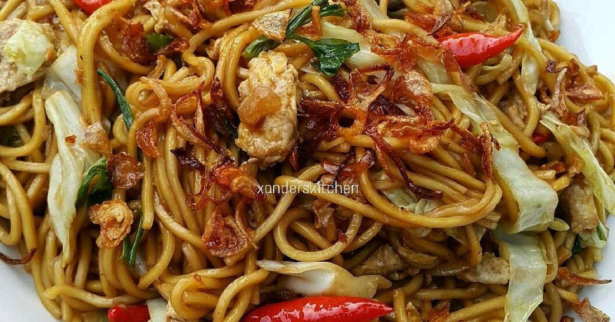 Resep Mie goreng jawa oleh Xander's Kitchen - Cookpad