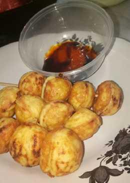 Takoyaki simple ulala