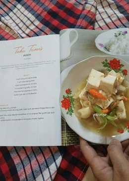 Tahu Tumis Rebon (ala Home Cooking Xanderkitchen 😘)