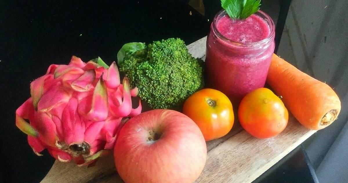 My 7-Days Fruits Diary : Cerita 7 Hari Memperbaiki Saluran Cerna bersama Buah-Buahan Sunpride