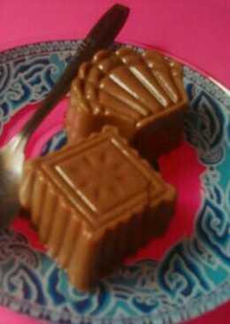 Puding Coklat Simple