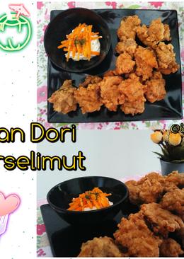 Ikan Dori Berselimut 🐟#ketofriendly #ketofy #debm