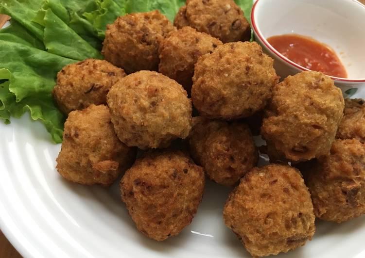 Resep Bakso Goreng Babi 👌(Non Halal) special for hubby ❤️ - Kumpulan Resep Sederhana, Mudah dan Enak - ResepJos