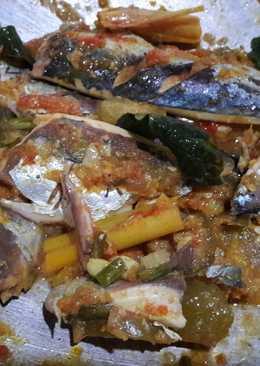 Ikan Sarden Bumbu Kuning