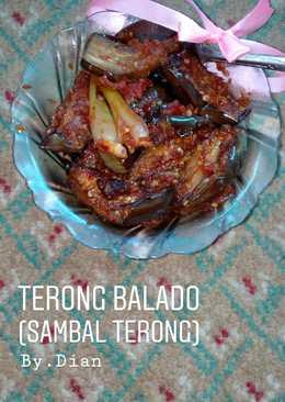 18.Terong Balado/sambal terong🍆
