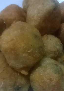 Baso tempe goreng
