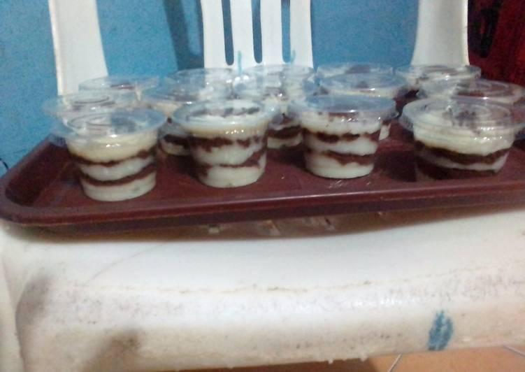 Resep Cake lumer togo oleh irma wati paputungan Resep Cake lumer togo - irma wati paputungan