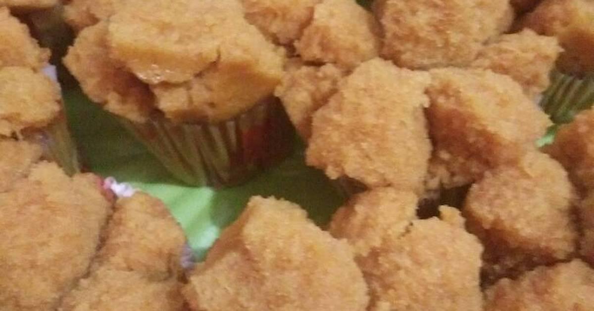 Resep Cake Kukus Gula Palem: Resep Bolu Kukus Gula Merah No Telur No Mixer Oleh Sofia E