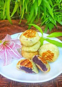 Pia isi ubi ungu wangi vanili #KamisManis#