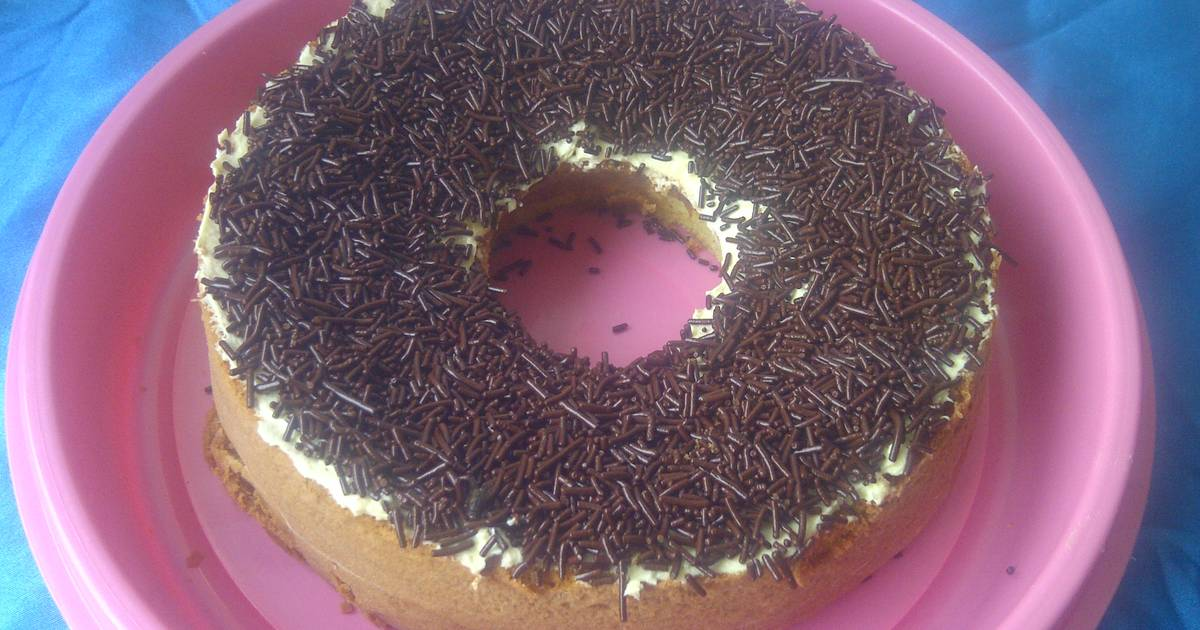 Resep Bolu Jadul Ceres: Resep Bolu Pisang Meses/ Banana Cake With Meses Chocolate
