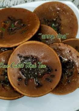 Kue Cubit Thai Tea (Milk Tea)