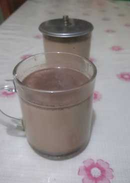 Hot chocolate kilat