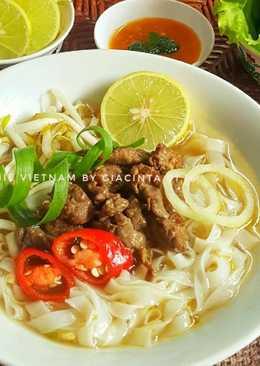 Mie Kuah Vietnam (Vietnamese noodle soup)#pr_aneka mie kuah