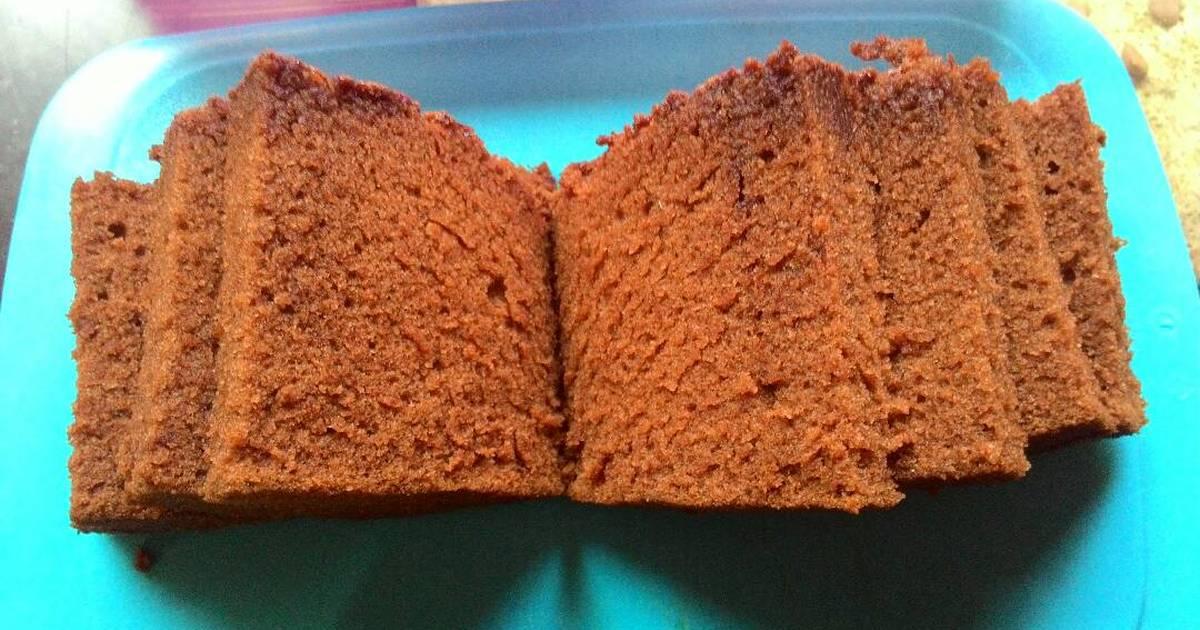 Resep pound cake coklat