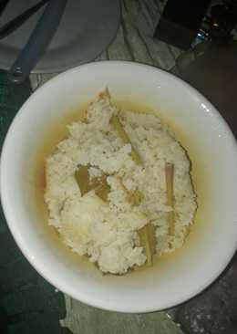 Nasi uduk tanpa santan