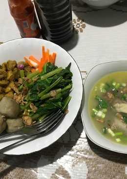 Mie Ayam Jamur