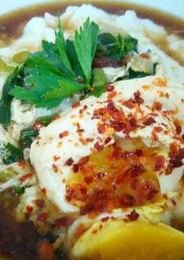 Bubur Telur Minimalis