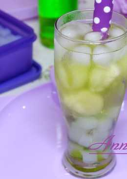 11. Es Melon Nata de Coco #BikinRamadanBerkesan