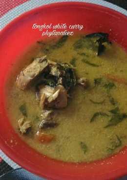 Tongkol White Curry
