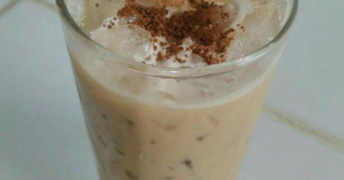 82 resep minuman cappuccino enak dan sederhana   cookpad
