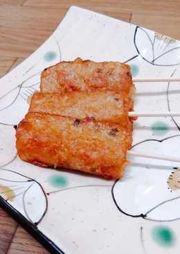 Canned Tuna Fishcake