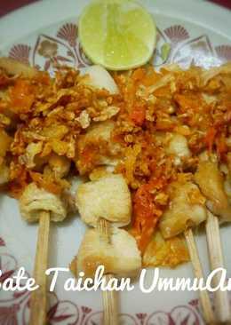 Sate Taichan (Bakar Teflon)