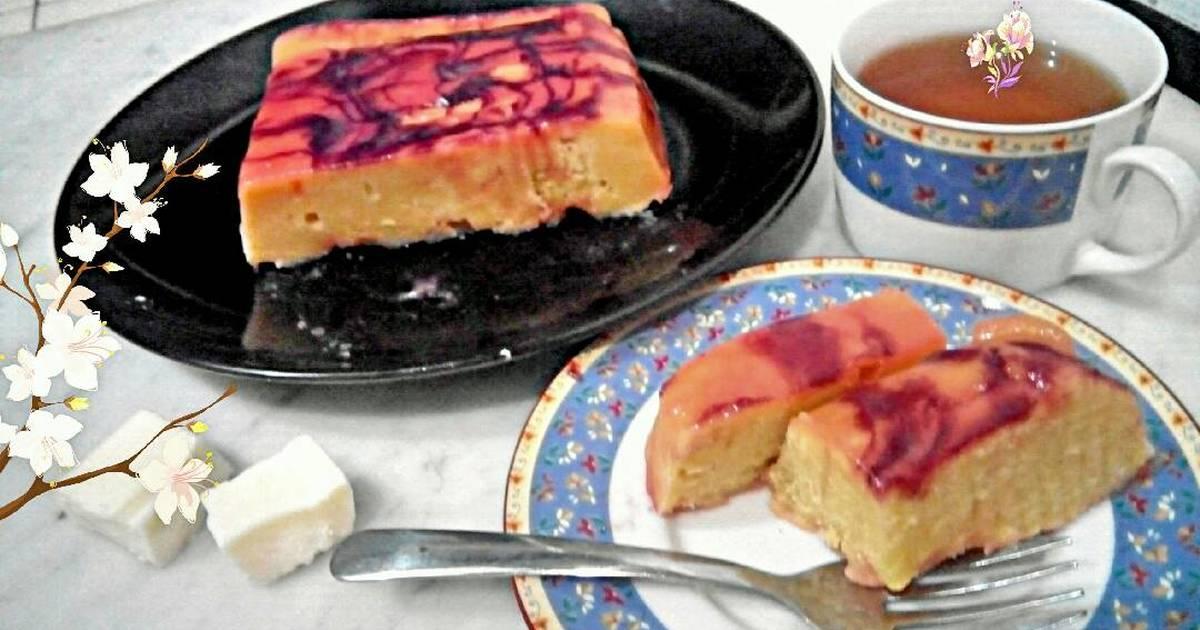 Resep Cheese Cake Kukus Ekonomis: Cheese Cake Kukus