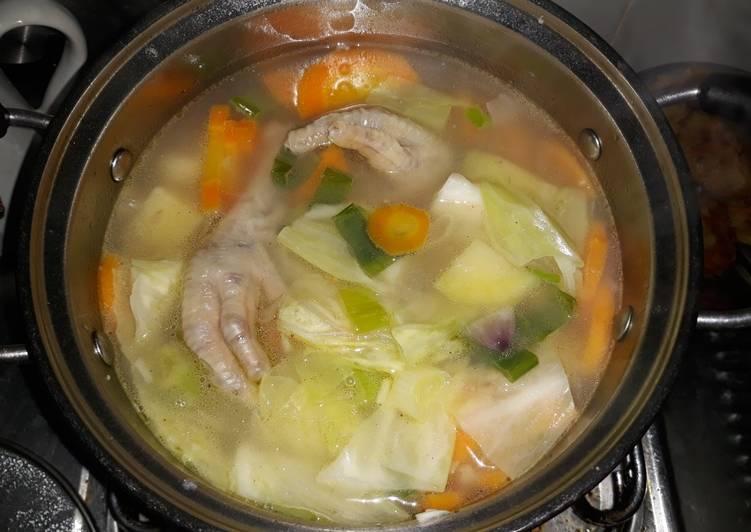 #2 Sup Ceker #BikinRamadanBerkesan