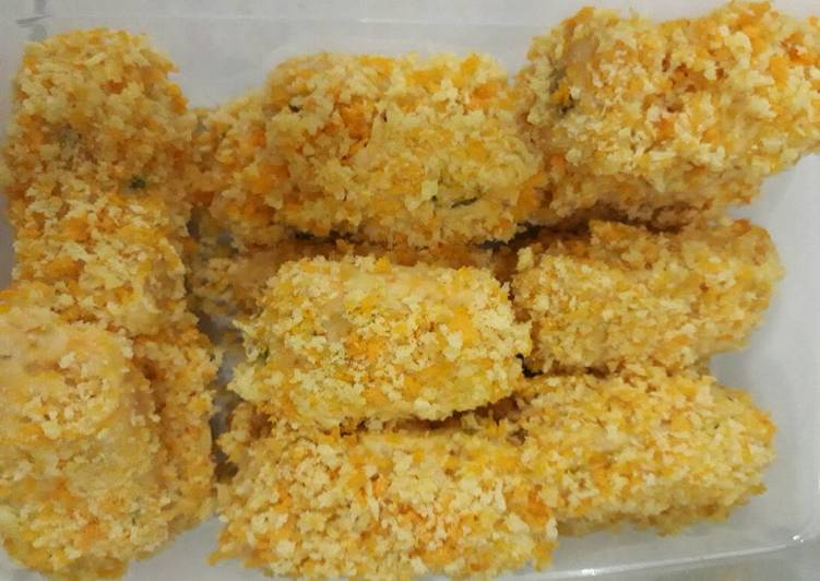 Resep Nugget Ayam Sayur Homemade Karya Dini Nh Kumpulan