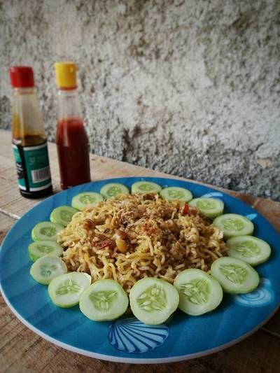 Nasi goreng mawut #pr_nasigoreng