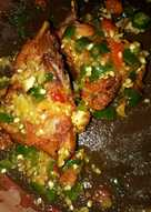 Ayam Geprek Cabe Ijo