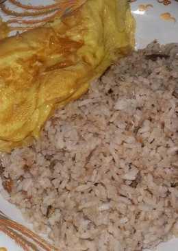 Nasi goreng ikan
