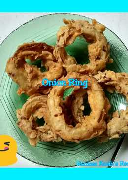 Onion Ring Resep :Syurya Lestari