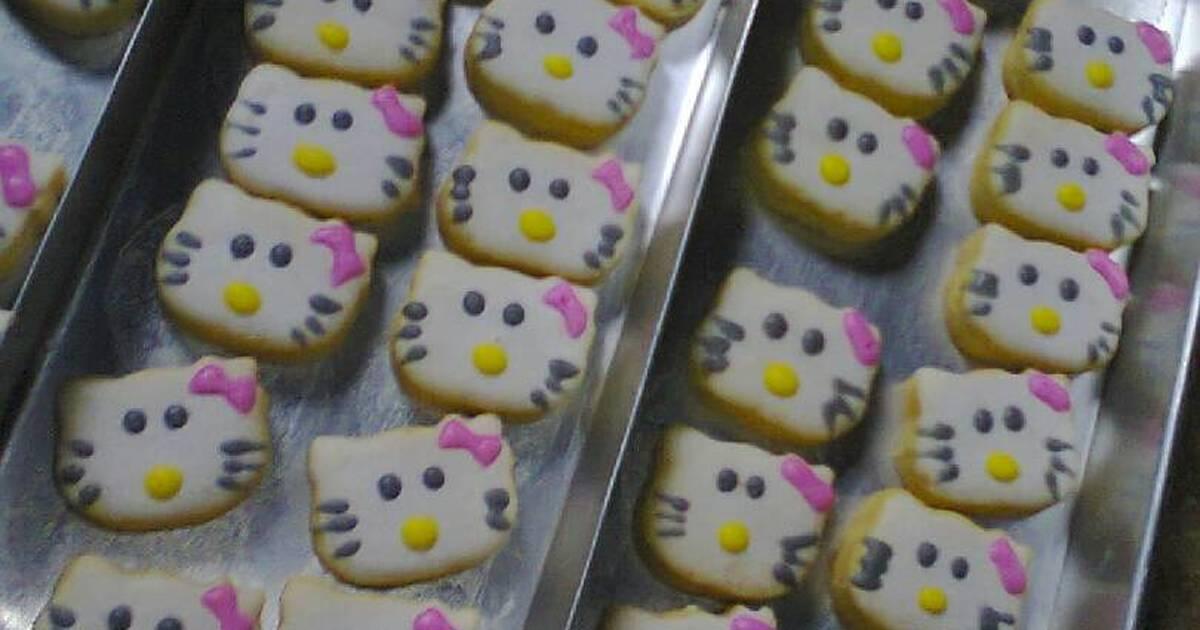 Resep Cookies Imut