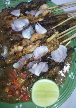 Sate Ayam 'd-mama (praktis murah meriah)