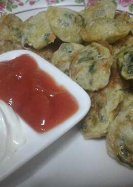Takoyaki sayur